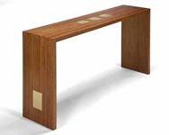 Wood Consoles