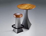 cosmo bar stool and table