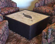 Lague Coffee Table Cube