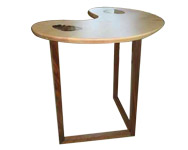 standing office table
