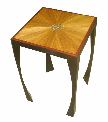 bowed entry table 1