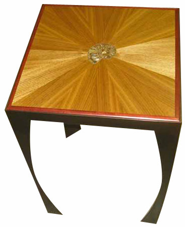 bowed entry table 2